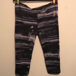 calf length leggings